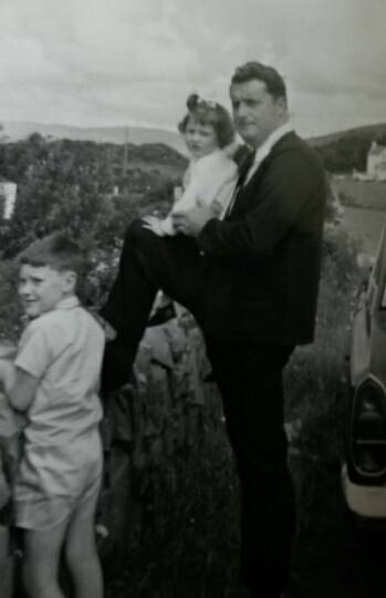 Me Kerry and Dad